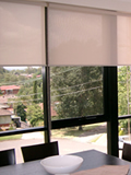 china white roller blinds