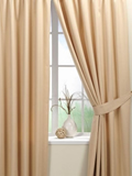 ivory natural curtains